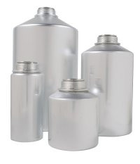 Industrial Aluminum Bottle - Type 4 Viscous