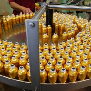 Fragonard Aluminum Bottle Line