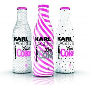 Aluminum Bottle - Diet Coke