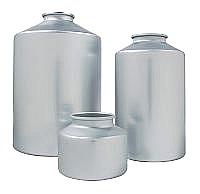 Anodized Aluminum Bottle