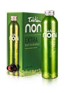 Aluminum Bottle -Noni Juice