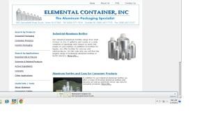Aluminumbottles.com Website