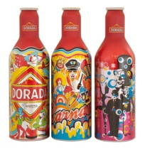 Dorada Aluminum Bottle