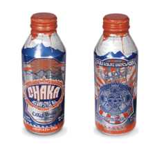 Chaka Aluminum Bottle