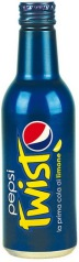 Aluminum Bottle Pepsi Twist
