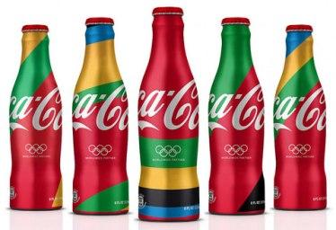 Coca Cola Aluminum Bottles
