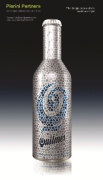 Quilmes Aluminum Bottle