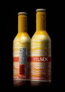 Pilsen Alumino Bottle
